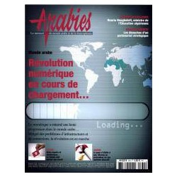 Arabies magazine 12 mois VP